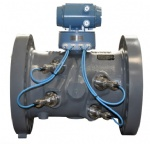 Daniel 3414 4-Path Gas Ultrasonic Flow Meter